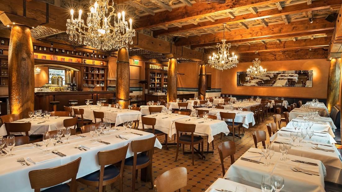 Hotel Astoria Luzern Restaurant