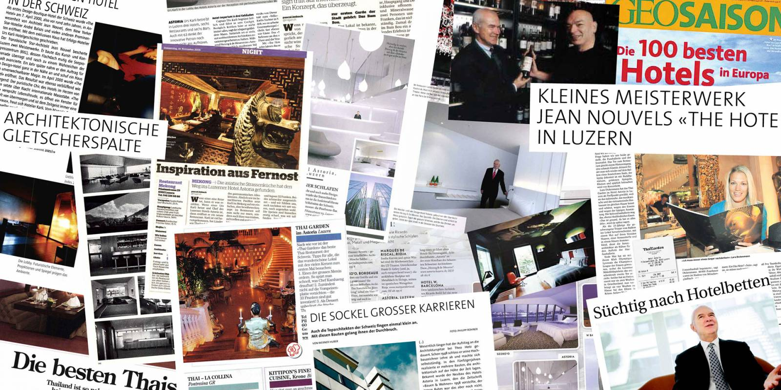 Press reports Lucerne