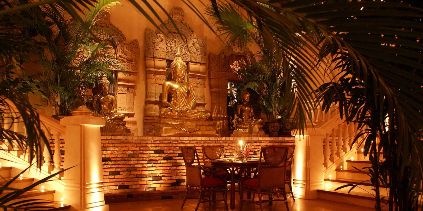 Royal Thai cuisine in Lucerne